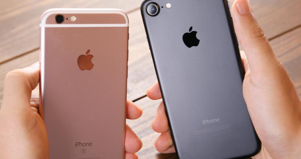 iPhone7は売れていない!?周りで買い換えた人はいるのか調査結果を公開