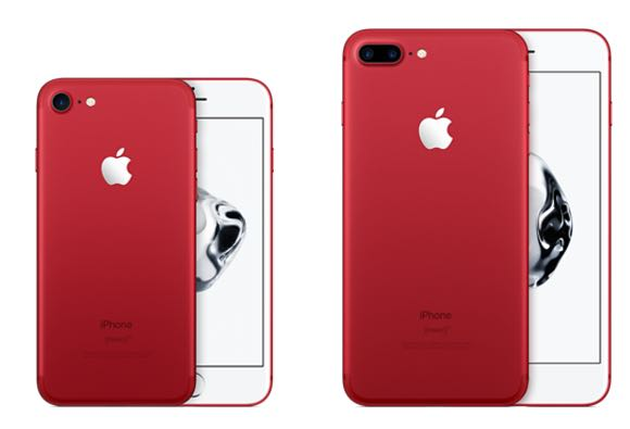 赤いiPhone誕生!iPhone7/iPhone7 Plusに新色(PRODUCT)RED Special Editionが登場