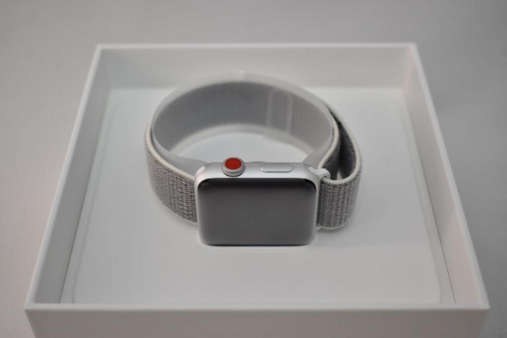 Apple Watch3 Cellularモデルを購入した理由とレビュー