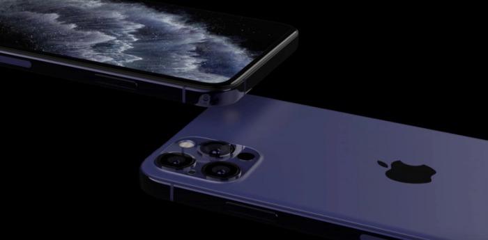 iPhone12Pro予想CG